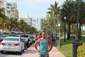 South Beach Miami Ocean Drive