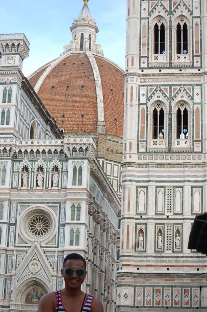 Florence Cathedral. Duomo di Firenze